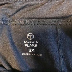 Talbots Pants - Black stretch work out pants